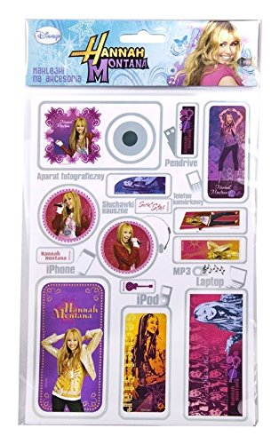 Disney DYASHM1 Stickers for Audio Video Accessories