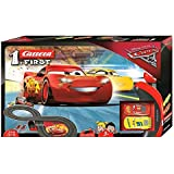 Pista Eletrica Filmes Carros Disney 2.4 Metros California Toys Vermelho