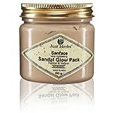 Just Herbs - Sanface Skin Tightening Sandal Glow Pack - 150g