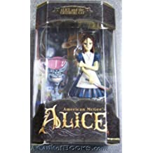 American McGee's Alice : Series 2 : Alice and the Cheshire Cat (Anime face Alice)