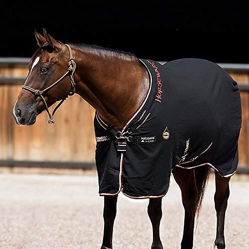 Horseware Ireland Rambo Grand Prix Helix Stable Sheet 81 Black/Tan