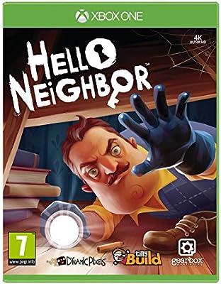Hello Neighbor - Xbox One [Importación inglesa]: Amazon.es ...