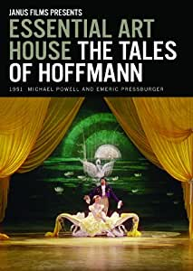 Essential Art House: Tales Of Hoffmann