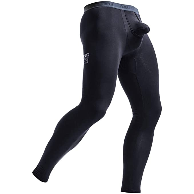 Gugavivid Pantalones Pitillo Transpirables para Hombre con ...