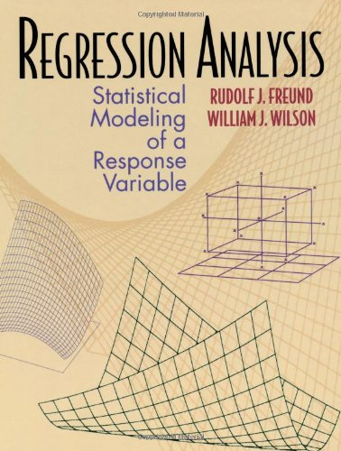 Regression Analysis: Statistical Modeling of a Response Variable
