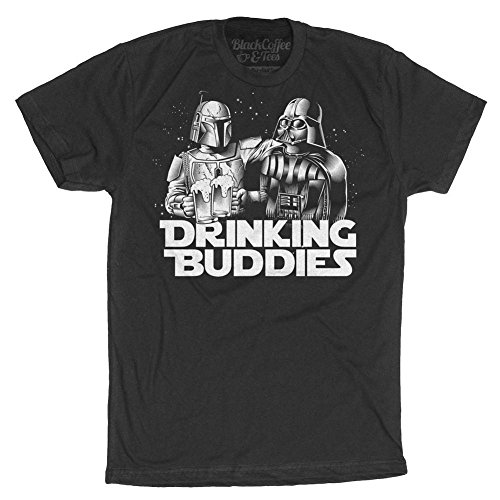 Darth Vader Shirt Boba Fett Men's Star Wars T-Shirt