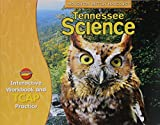 img - for Houghton Mifflin Harcourt Science Tennessee: Interactive Workbook and TCAP Practice Consumable Grade 5 book / textbook / text book