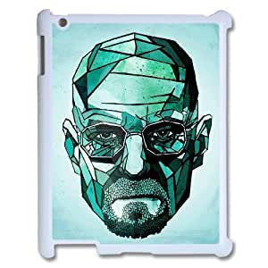 C-EUR Cover Case Breaking bad customized Hard Plastic case For IPad 2,3,4