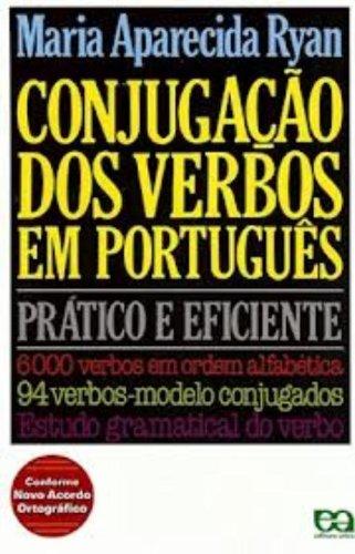 Conjugação Dos Verbos Em Português (Em Portuguese do Brasil)
