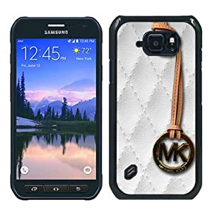 Hot Sale M-ichael K-ors Samsung Galaxy S6 Active Case ,Popular And Unique 146 Black Phone Case For Samsung Galaxy S6 Active Screen Case Fashion Custom Designed