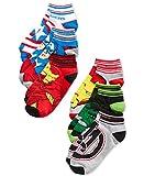 Marvel Avengers Boys' 6-Pack Athletic Socks Size 6-8.5
