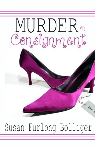 Murder on Consignment (Volume 2)