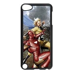 Iron Man Vs Sentry Comic iPod TouchCase Black Gift pjz003_3192539