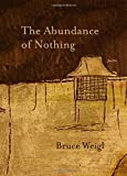 img - for The Abundance of Nothing: Poems book / textbook / text book