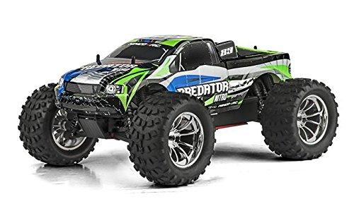 Nitro Monster Truck Engine - 1