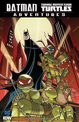 Batman/Teenage Mutant Ninja Turtles Adventures (Ninja Turtles Donnie)