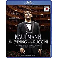 An Evening With Puccini [2016] [Region Free]