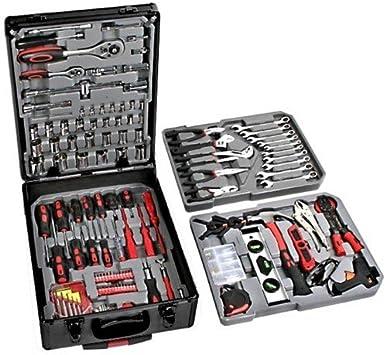 Trolley 186 herramientas Maleta con herramientas de trabajo caja ...