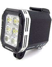 Freewell - Luz submarina Compatible con GoPro Hero 6/5/5S/4/4S/3+/2/SJCAM SJ4000/SJ5000/YI Action