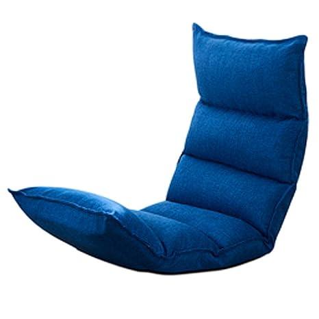 Amazon.com: European Style Simple Lazy Sofa Foldable Sofa ...