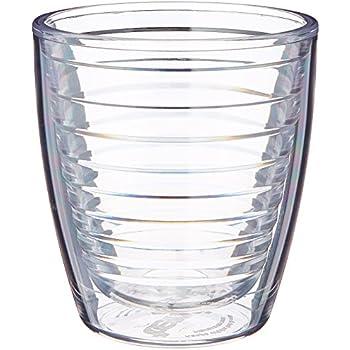 Amazon.com   Tervis Tumbler Clear 12oz Tumbler Glass - CLR-I-12 ...