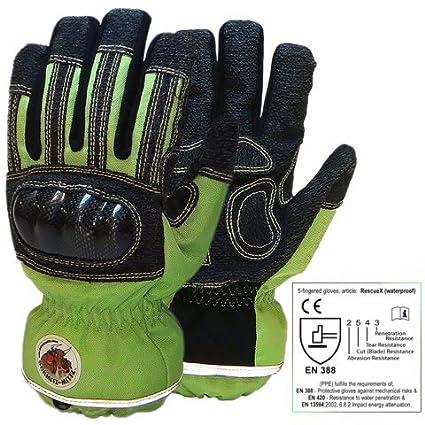 Schmitz Mittz RescueX Extrication Waterproof Safety Gloves