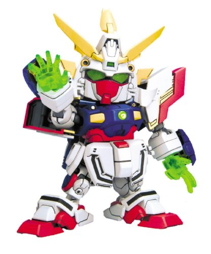 Bandai Hobby BB#239 Shining Gundam Bandai SD Action Figure (Shining Gundam Model compare prices)