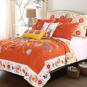 Red Quilt Sets Full