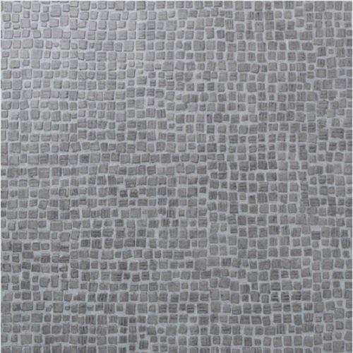 Mosaic Smoke Vinyl Tile - Flooring Smoke Vinyl
