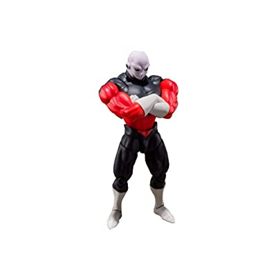 TAMASHII NATIONS Bandai S.H.Figuarts Jiren Dragon Ball Super, Multi, Model:BAS55786: Toys & Games
