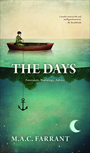 book cover of The Days