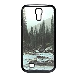 Samsung Galaxy S4 Cases Yoho National Park, Samsung Galaxy S4 Cases Art, [Black]