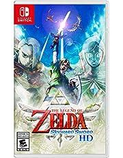 The Legend of Zelda: Skyward Sword HD - Nintendo Switch Games and Software - Standard Edition