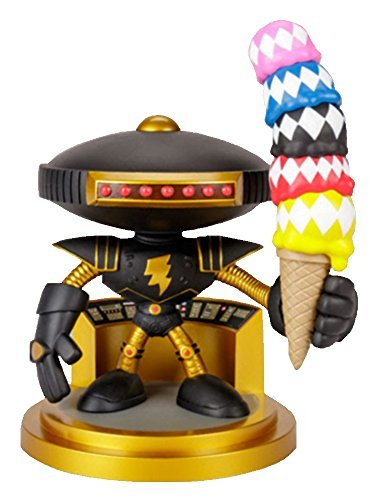 Power Rangers - Alpha 5 Scoops Figure - Loot Crate DX Exclusively Figurine Toy from Loot Crate DX