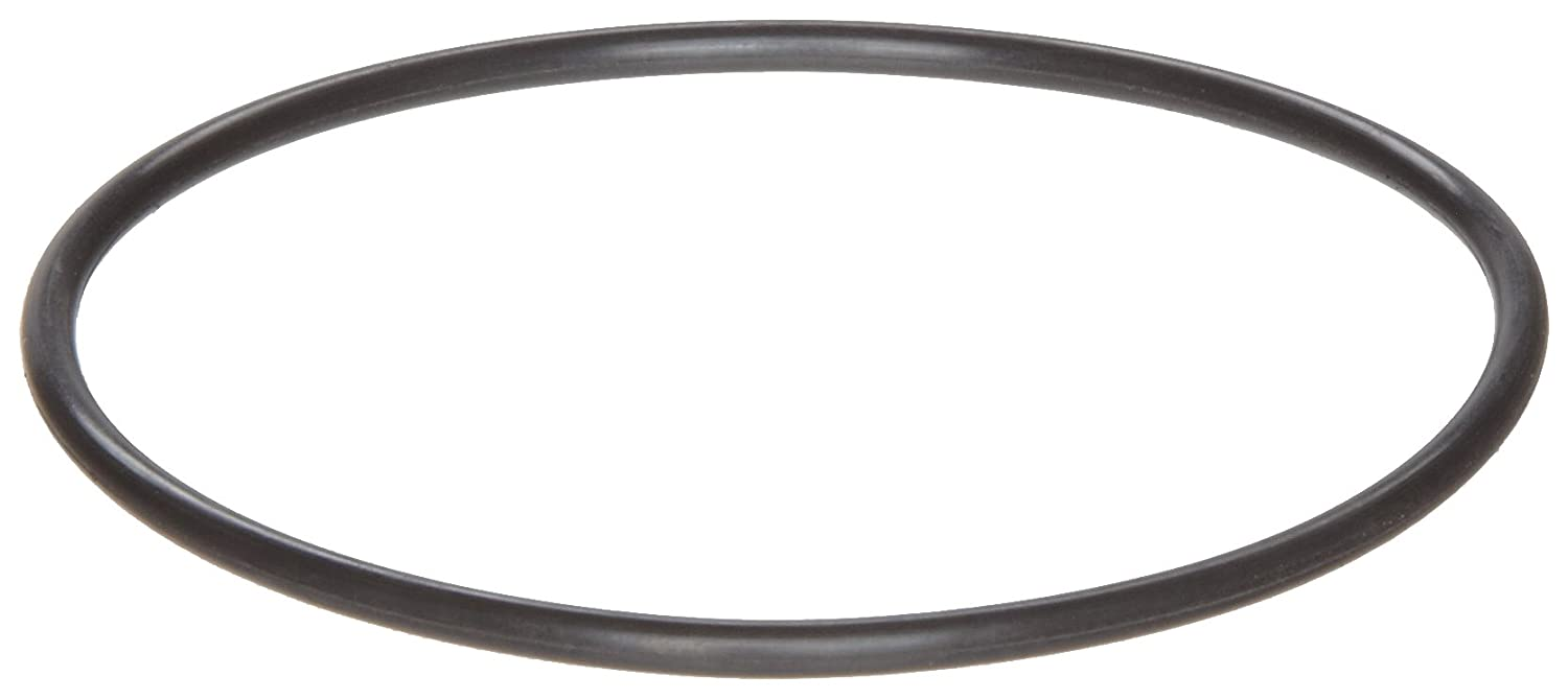 3//16 Width 1-1//2 ID 1-7//8 OD Black Pack of 10 Round 90A Durometer 325 Viton O-Ring