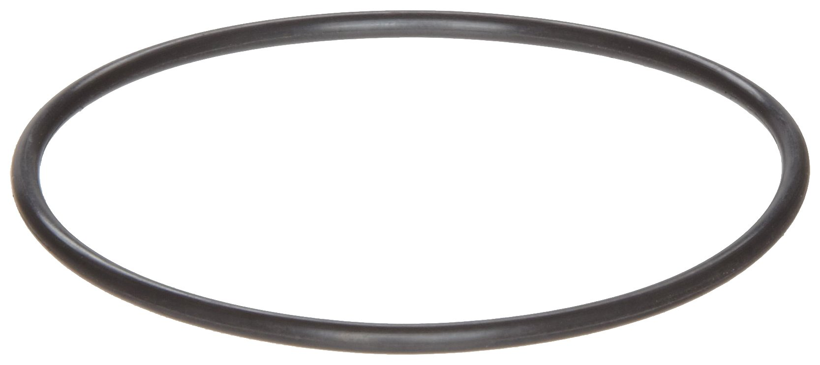 048 Viton O-Ring, 90A Durometer, Round, Black, 4-3/4'' ID, 4-7/8'' OD, 1/16'' Width (Pack of 10)