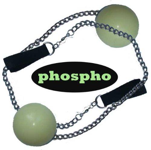 Paire bolas Phospho avec chaines