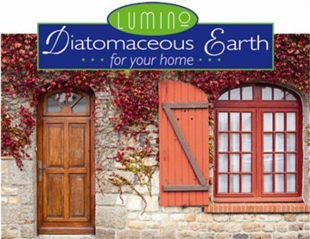 Lumino Home Diatomaceous Earth - 12 oz(3 Pack)