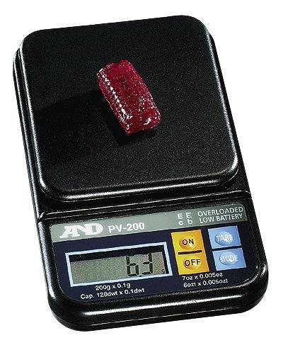 A&D PV Handheld Balance, 100 g x 0.1 g - ± 0.2 g