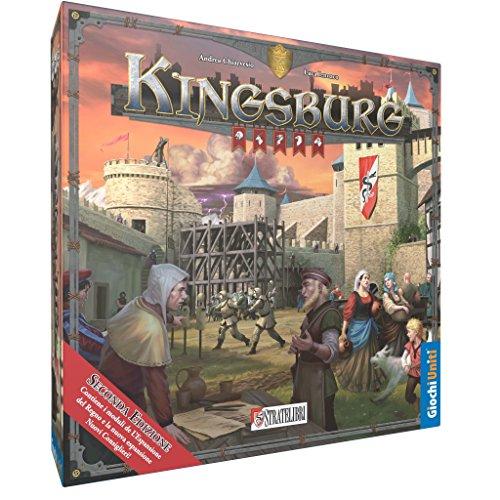 Kingsburg Segunda Edição Bucaneiros Colorido