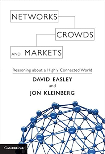 networks crowds and markets reasoning about a highly connected rh amazon com Student Solutions Manual Test Bank Solutions Manual