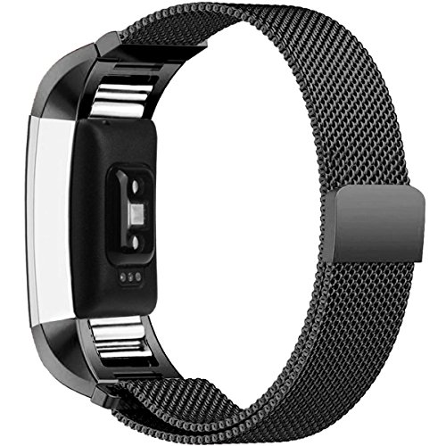 Fitbit Charge Black Stainless Stell