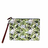 Women's Accessories Pinko Starnazzo Envelope With Floral Print Spring Summer 2018