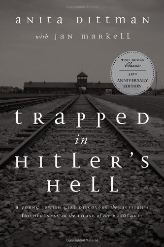 Jewish Girl (Trapped in Hitler's Hell: A Young Jewish Girl Discovers the Messiah's Faithfulness in the Midst of the Holocaust)
