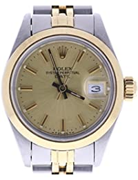Date automatic-self-wind womens Watch 6916 (Certified Pre-owned)
