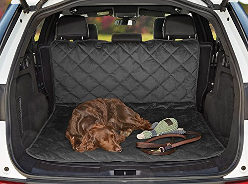 Orvis Quilted Microfiber Cargo Protector, Slate, Large by Orvis
