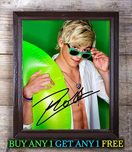 Ross Lynch R5 Autographed Signed 8x10 Photo Reprint #08 Special Unique Gifts Ideas Him Her Best Friends Birthday Christmas Xmas Valentines Anniversary Fathers Mothers Day