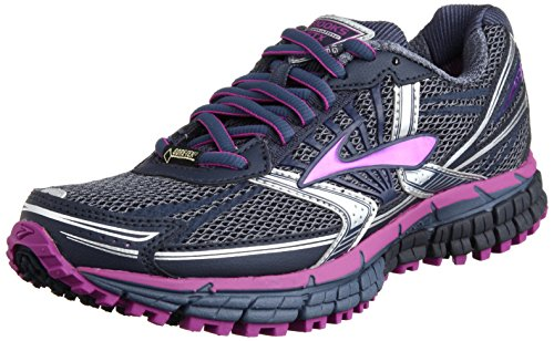 Brooks Zapatillas Deportivas Adrenaline ASR 11 GTX Women Nero ( Vintage Indigo/Midnight/Purple Cactus Flower)