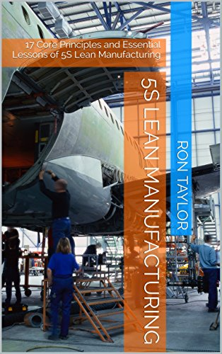 5S Lean Manufacturing: 17 Core Principles and Essential Lessons of 5S Lean Manufacturing