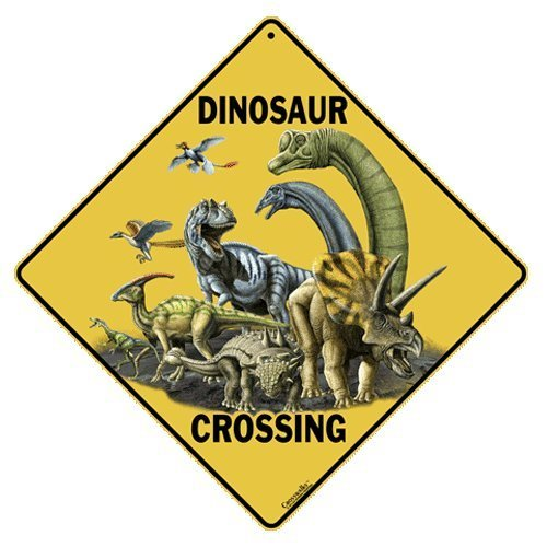 CROSSWALKS Dinosaur Crossing 12